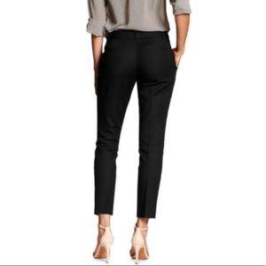 Banana Republic NWT Jackson Fit skinny trousers 4P